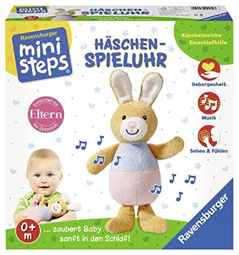 Ravensburger 04532 Häschen-Spieluhr Ministeps Spiel (Das Häschen-spiel)