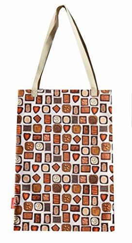 Selina-Jayne Pralinen Limitierte Auflage Designer Baumwolltasche (Tote Bag)