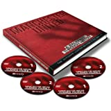 Manchester Utd A Backpass Through History Limited Edition Book and 4 DVD set
