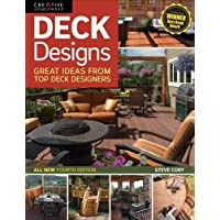 Deck Designs: Great Ideas from Top Deck Designers