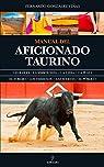 Manual del aficionado taurino par González Viñas