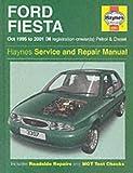 Ford Fiesta, October 1995 to 2001 (N registration onwards) Petrol & Diesel (Haynes Service and Repair Manuals) by Steve Rendle, Mark Coombs, A K Legg (2003) Paperback