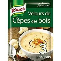 Knorr Soupe Moments Gourmets Velours de Cèpes Champignons 91 g