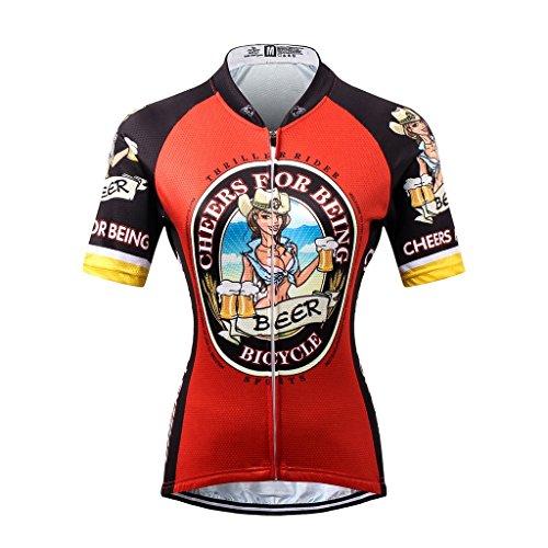 thriller-rider-sports-donna-cheers-for-being-sport-maglia-manica-corta-ciclismo-magliette-abbigliame