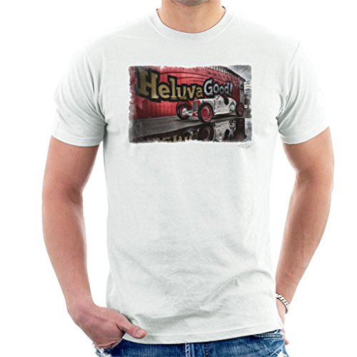 Martyn Goddard Official Photography - HCS Special Distressed Edge Indy Racer Men's T-Shirt