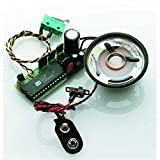 Soundmodul klein Benzin/Diesel-Motor mit Horn Horn