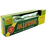 PACK BROSSE A DENT + DENTIFRICE DABUR SIWAK MISWAK 190G EXTRA FORMAT