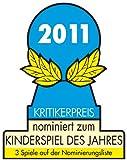 Zoch 601132100 - Da ist der Wurm drin , Kinderspiel des Jahres 2011 -