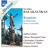 Balakauskas: Requiem In Memoriam Stasys Lozoraitis