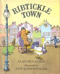 Ribtickle Town by Alan Benjamin (1983-08-01)