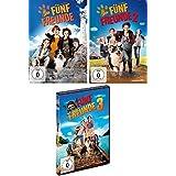 Fünf Freunde - Kinofilme 1-3 im Set - Deutsche Originalware