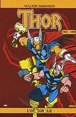 Thor l'Intégrale, Tome 1 de Walter Simonson