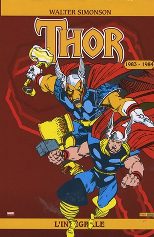 Thor l'Intégrale, Tome 1
