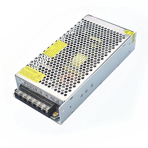 JoyNano 120W Fuente de alimentación conmutada 12V 10A AC-DC transformador convertidor para la vigilancia de circuito cerrado de televisión exhibición de LED de Automatización Industrial Motor paso a paso y más [Versión actualizada]