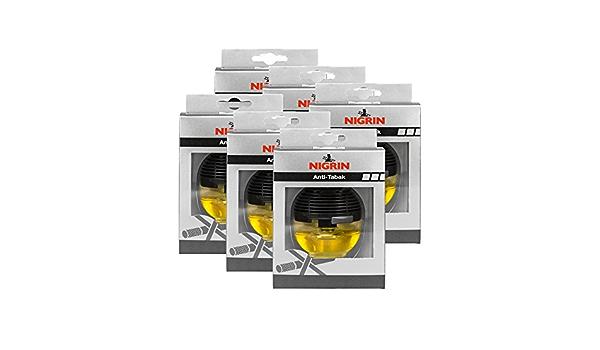 Nigrin 6x Lufterfrischer Ambiente Anti Tabak Auto Luft Erfrischer 74548 Auto