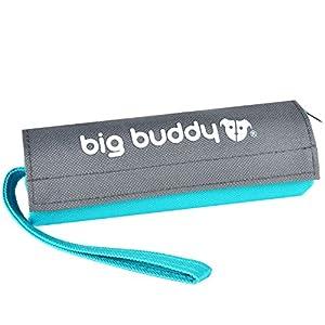 big buddy FutterDummy apportier Dummy Design sac d'entraînement Dummy Sacs Friandises pour chien Doublure turquoise