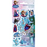 Disney Frozen Small Foil Stickers 3+