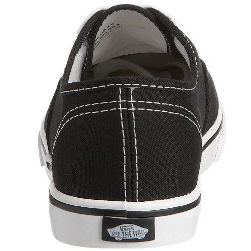 Vans U Authentic Lo Pro - Baskets Mode Mixte Adulte Noir (Black/True Whit)