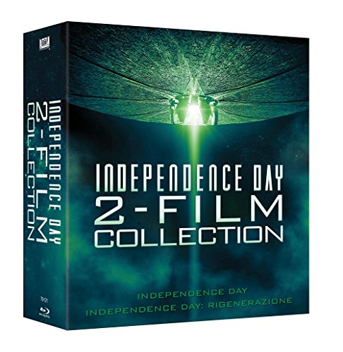 Independence day Duopack (2 Blu-Ray)
