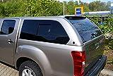 Hardtop Element Seitliche Schiebefenster Laderaumabdeckung