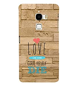 ifasho Designer Phone Back Case Cover LeTv Le Max :: LeEco Le Max ( Start up Quotes )