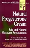Best Natural Progesterone Creams - Natural Progesterone Cream by C. Shealy (1999-09-22) Review