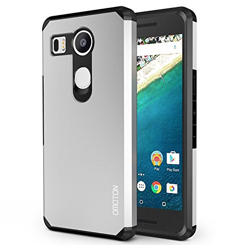 omoton-lg-google-nexus-5x-case-dual-layer-soft-tpu-interior-durable-pc-exterior-for-lg-nexus-5x-silv