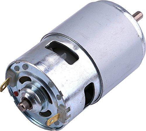 Yeeco 775 DC 12V Motor Mini Elektrisch Motor, 4500RPM Hoch Geschwindigkeit Ball Lager Elektrisch DC Motor Treiber zum DIY Teile