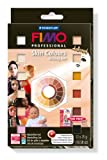 Staedtler 802701 Skin Colours Fimo Professional Doll Art Mixing Set