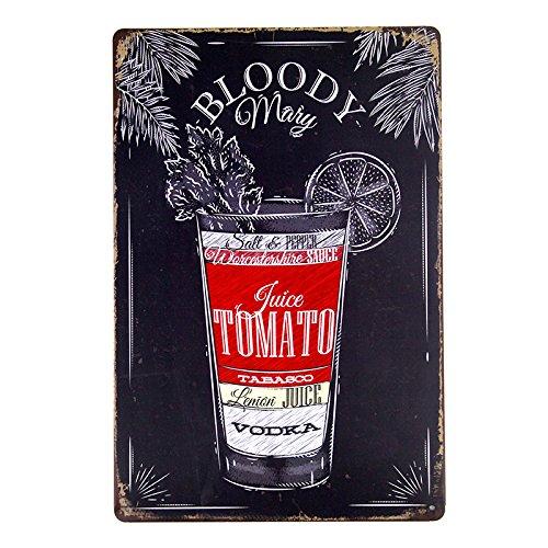child Nostalgic Alcohol Retro Bloody Mary Recipe ()