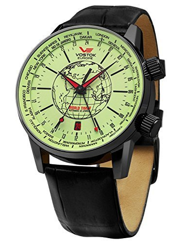 Vostok Europe Montre Homme 5604240