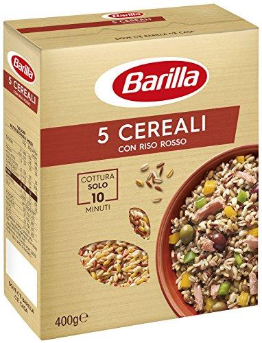 Barilla Mix 5 Cereali Ricco di Proteine e Fibre 400 gr