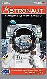 Astronaut Food l'espace Nourriture–Astronaute Ice Cream (napolitaine)