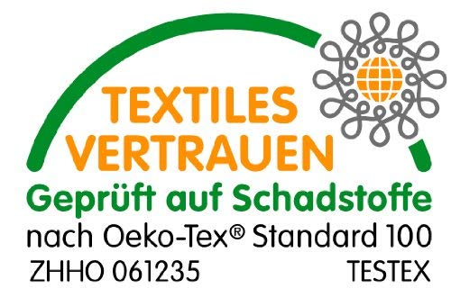 beo Gartenstuhlauflagen Saumauflage für Niedriglehner Design Patchwork, circa 98 x 48 x 6 cm, blau/grün/grau/mehrfarbig -