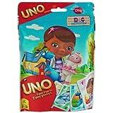 Disney Doc McStuffins Kids Uno Card Game in Foil Bag by Disney
