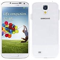 Cover Trasparente per S4 Samsung Galaxy Custodia TPU Morbida slim 0,3 mm
