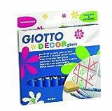 Lyra - Ceras para colorear (Giotto 4410 00) (Colores surtidos)