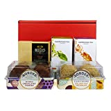 Deluxe Tee & Kekse Geschenkbox - Perfektes Geschenk Zum Geburtstag, Zur Guten Besserung, Als Danke...