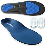 FootActive COMFORT - Original Marken Einlegesohlen - Herrlicher Laufkomfort für Füße, Beine und Rücken, speziell bei Fersensporn