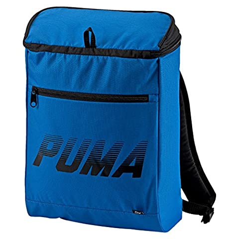 Puma Sole Entry Backpack (074332 01) (Puma Royal / Puma Black) (One Size)