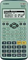 Entièrement en français, la calculatrice scientifique Fx-92 Spéciale Collège a été conçue pour les programmes du collège de la 6e à la 3e. Écran LCD haute résolution 5 lignes Menu à icônes Messages à l'écran, touches et menus en français Écriture nat...