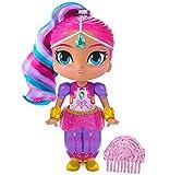 Mattel Shimmer und Shine FHN25 - Regenbogen Shimmer Puppe, 12 cm