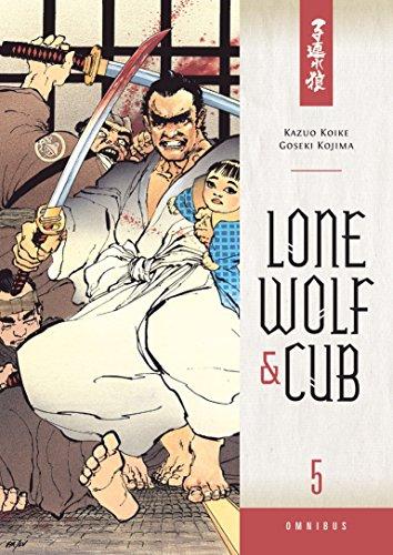 Lone Wolf And Cub Omni - Volume 5 (Lone Wolf and Cub Omnibus) por Kazuo Koike