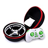 Mini Drone,NH-010 Durable Quadcopter Space Trek UFO Drones 2.4GHz 4 Axis Gyro RC Aircraft Protective with LED light for Kids and Beginner …