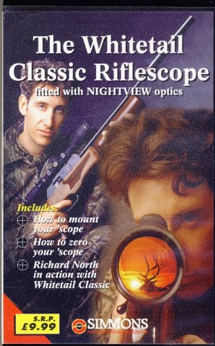 the-whitetail-classic-riflescope-fitted-with-nightview-optics-vhs-video