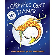 Giraffes Can't Dance (English Edition)