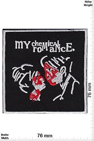 Patches - My Chemical Romance - kiss - Rockband -