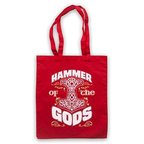 Hammer Of The Gods Thor Umhangetaschen Rot