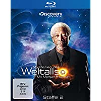Mysterien des Weltalls - Staffel 2 [Blu-ray]