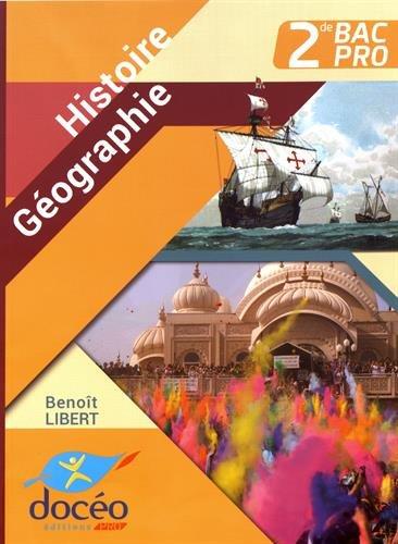 Histoire Géographie 2de Bac Pro